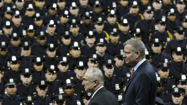 NYPD Has a Plan to Magically Turn Anyone It Wants Into a Felon