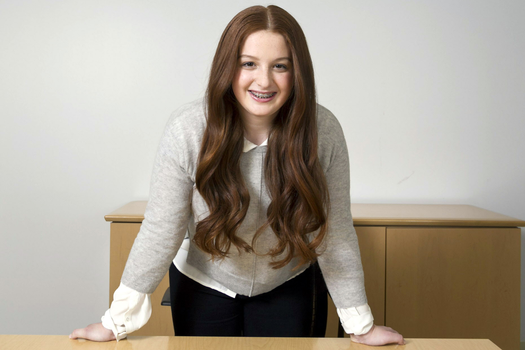 Meet the 15-year-old babysitting boss poised to make millions