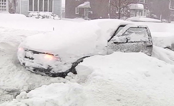 Nanny State: Cops Stop Teens from Shoveling Snow Without Their Government Issued Permit
