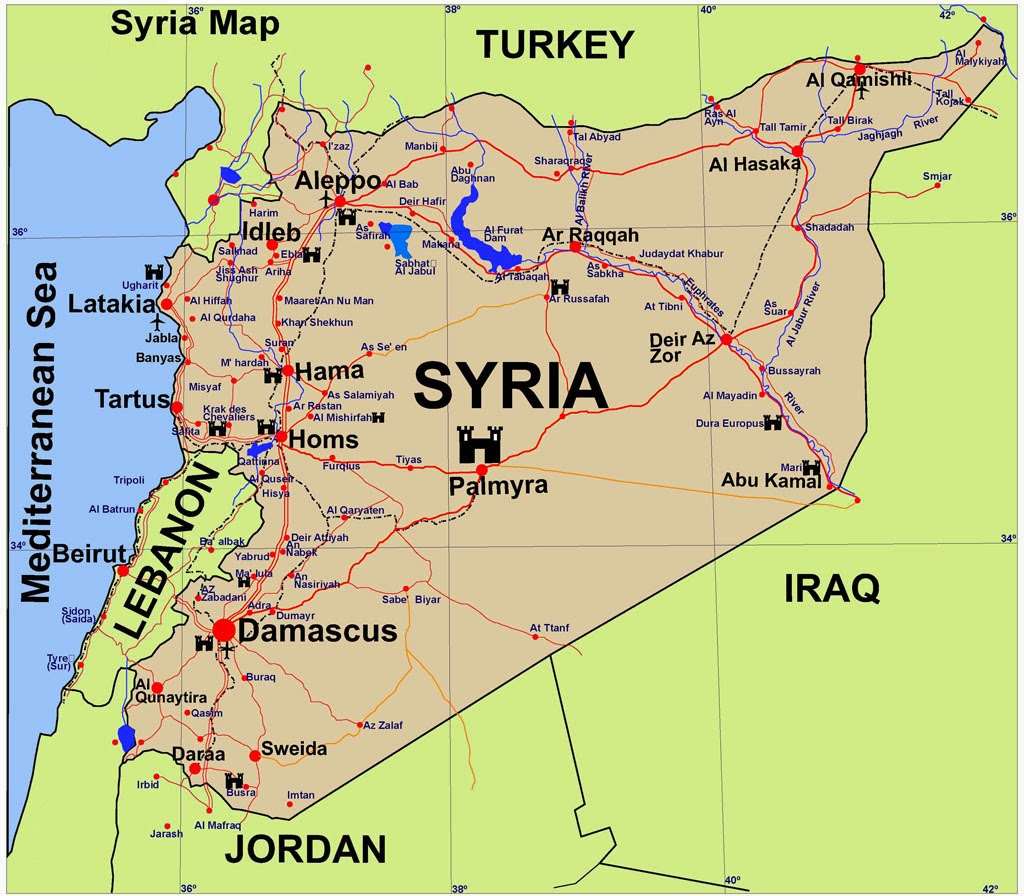 NATO/UN Trying to Save ISIS As Syrian Army Circles Them