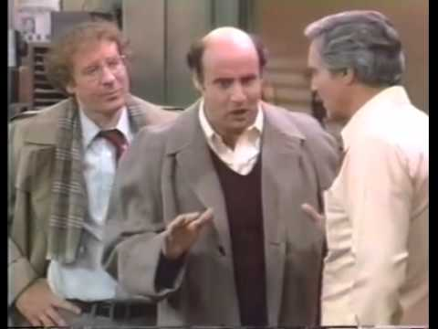 Jeffrey Tambor explains the N.W.O. and the Trilateral Commission on Barney Miller in 1981