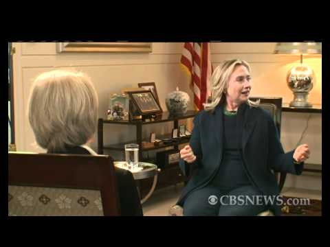 "Hillary Clinton on Gaddafi: ""We came, we saw, he died"""