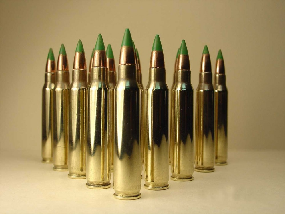 AR-15 Ammo Ban Scrapped By ATF