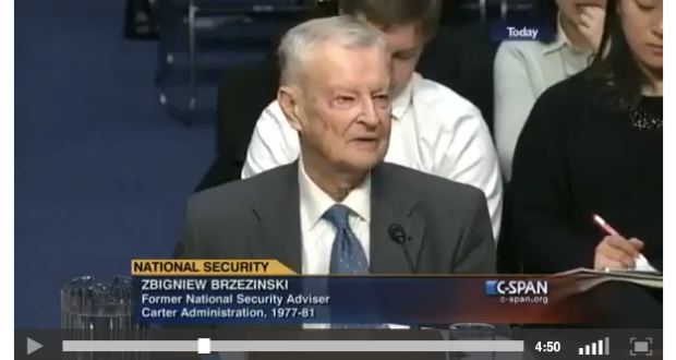 The 'Democrat' Brzezinski Says Russia's Putin Wants to Invade NATO