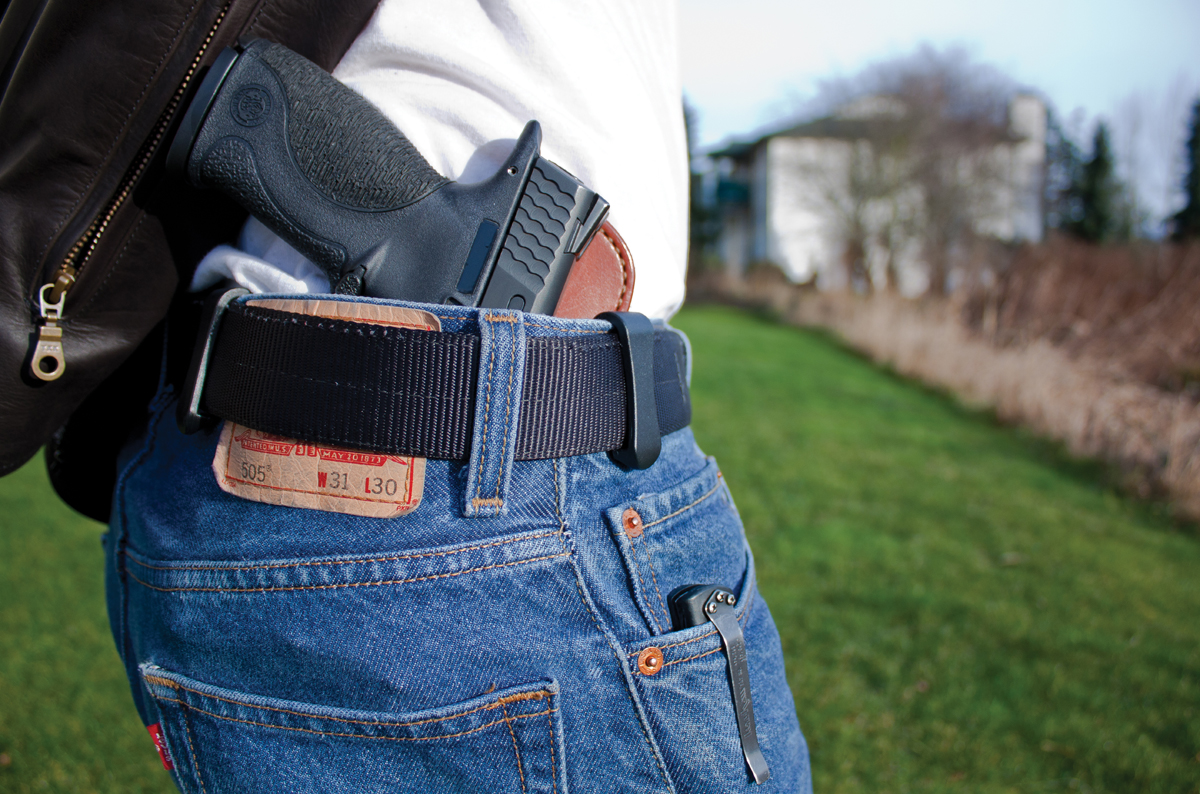 Kansas to allow conceal-carry without permit