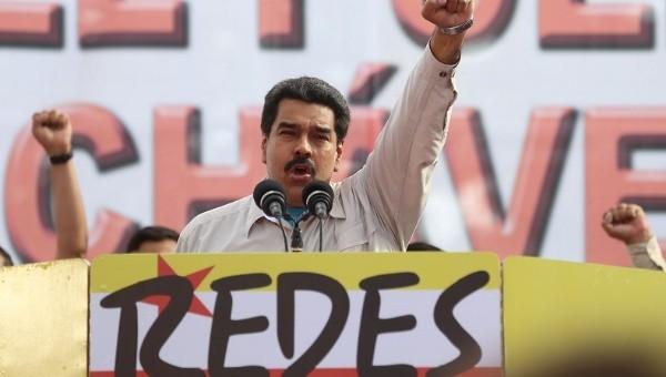 Venezuelan President Nicolas Maduro March 12, 2015. | Photo: AVN