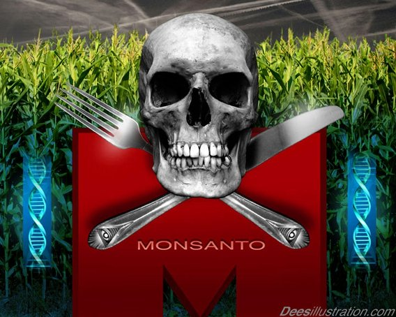 Monsanto Fined for Not Reporting Toxic Chemical Releases