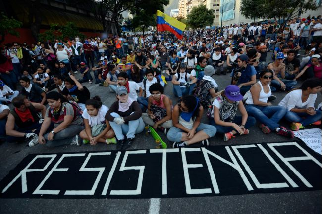 The United States Is Attempting A Coup In Venezuela – Citizens Outraged