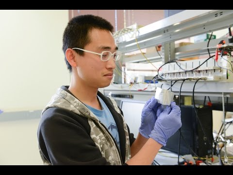 Researchers build battery that can be charged in one minute