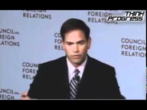 Why You Should NOT Vote For Marco Rubio