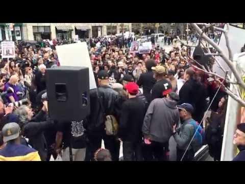 Cornel West's Anti Police Brutality Speech