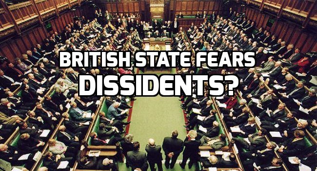 Does the British state fear dissidents more than terrorists?