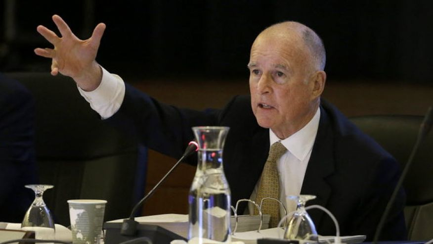 California Governor: 'Some People Have a Right to More Water Than Others'