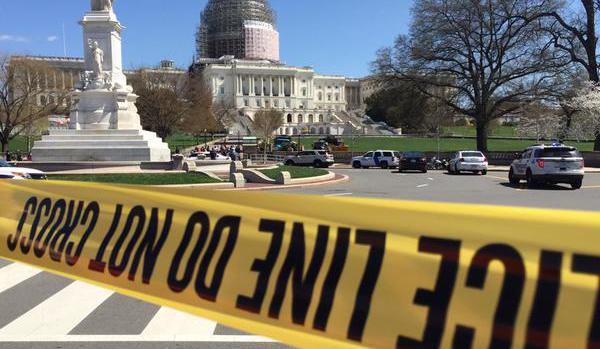 Man Kills Himself At Capitol Building Protesting The 1%: Nobody Hears About It