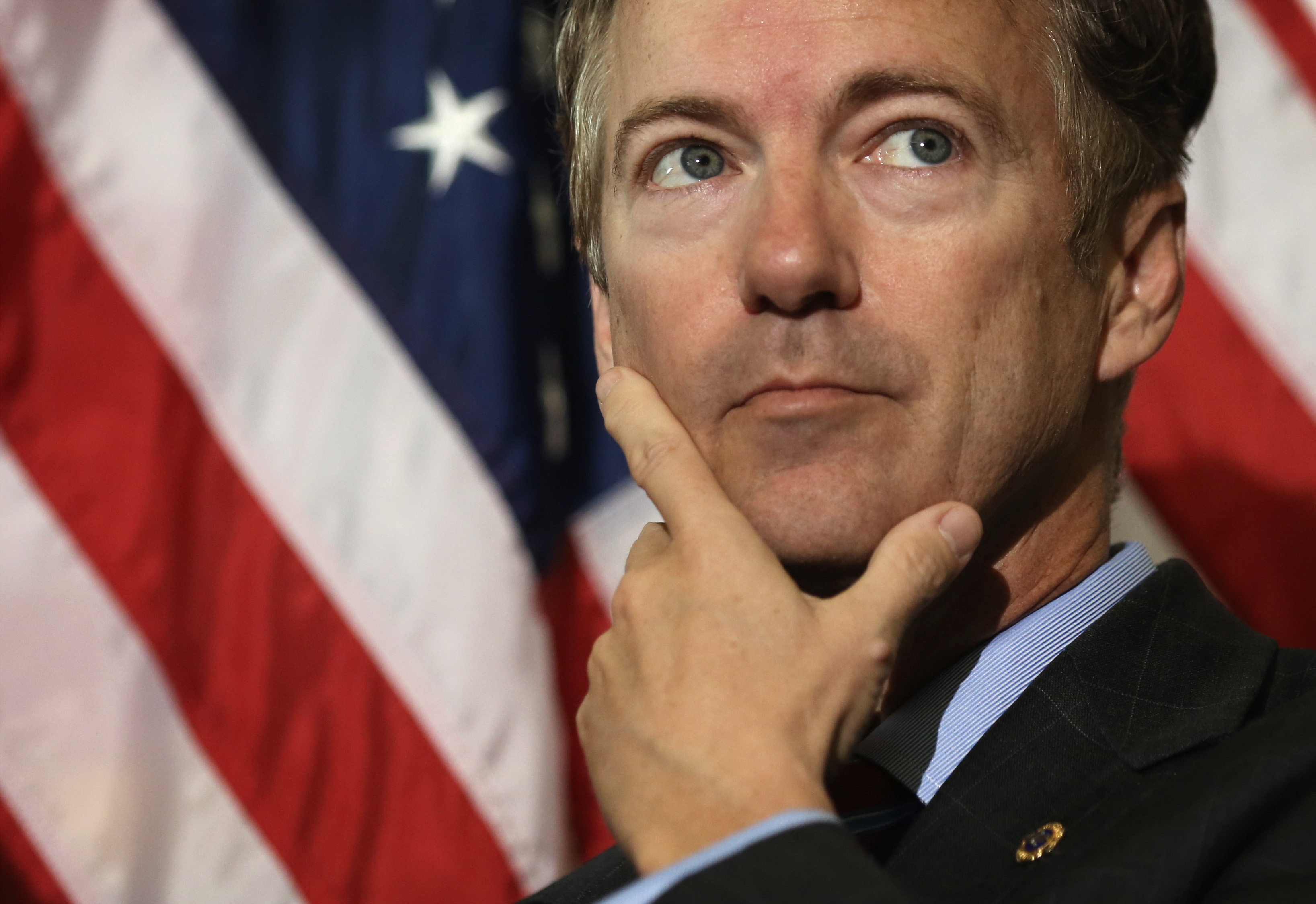 Rand Paul Wants Defense Budget to Depend On Release Of Classified 9/11 Report Pages