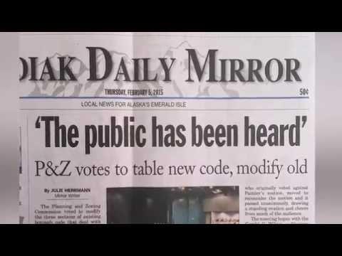 Amazing Victory: Grassroots Alaska Kills Agenda 21