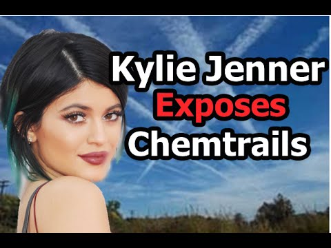 "Kylie Jenner Exposes Chemtrails – ""Trying to Wake People Up"""