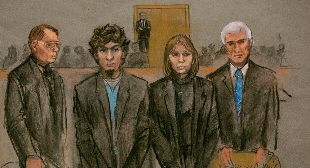 Tsarnaev Sentenced to Death for Boston Marathon Bombing
