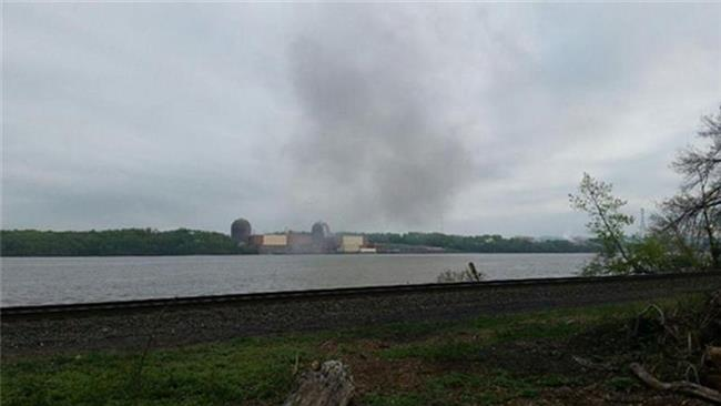 Explosion rocks nuclear power plant in New York