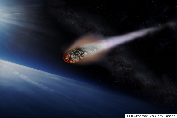 A Meteor Exploded Over Ireland With The Force Of An 'Atomic Bomb'