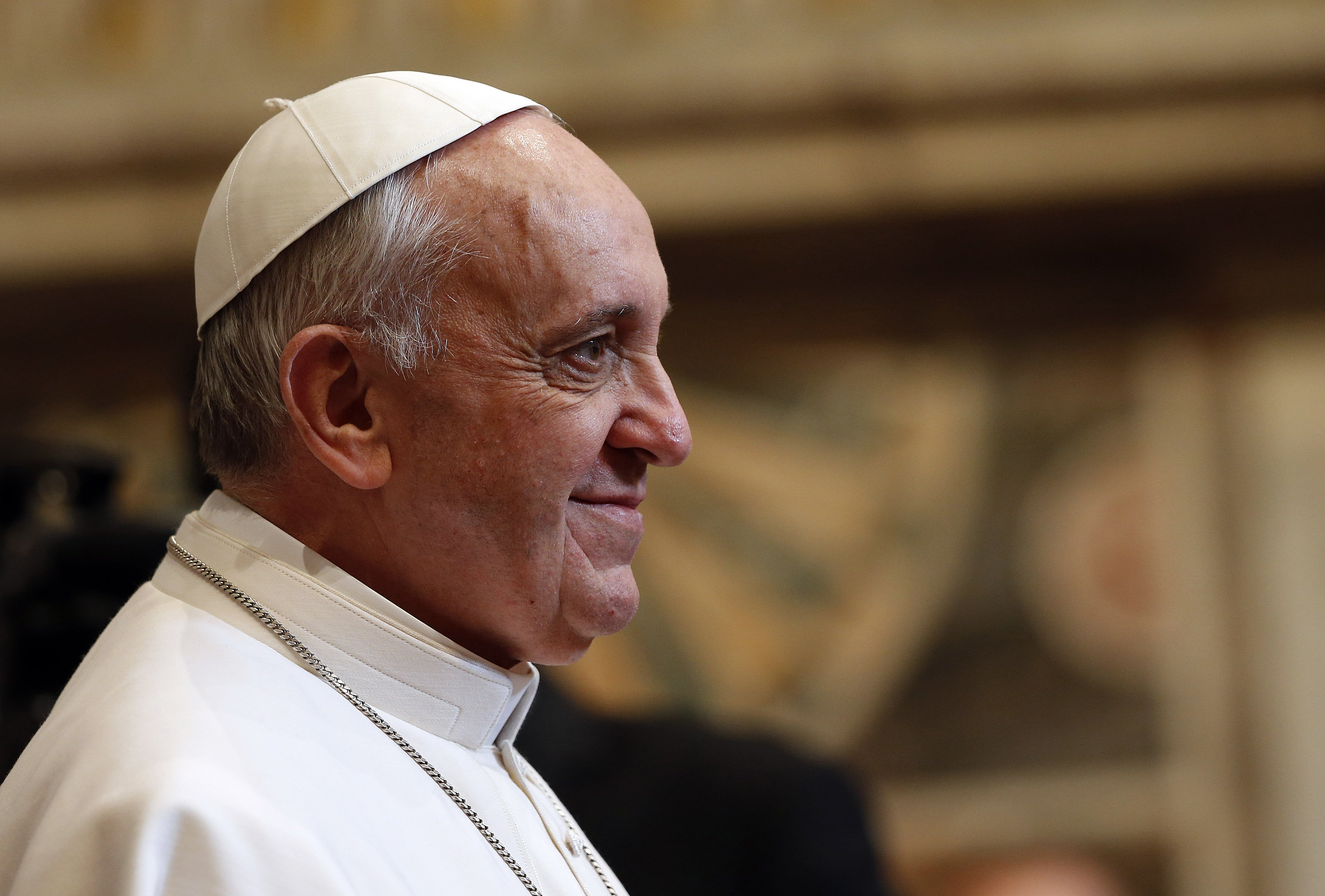 "Pope Francis Will Visit The U.N. to Call Upon: ""crusade for New World Order"""