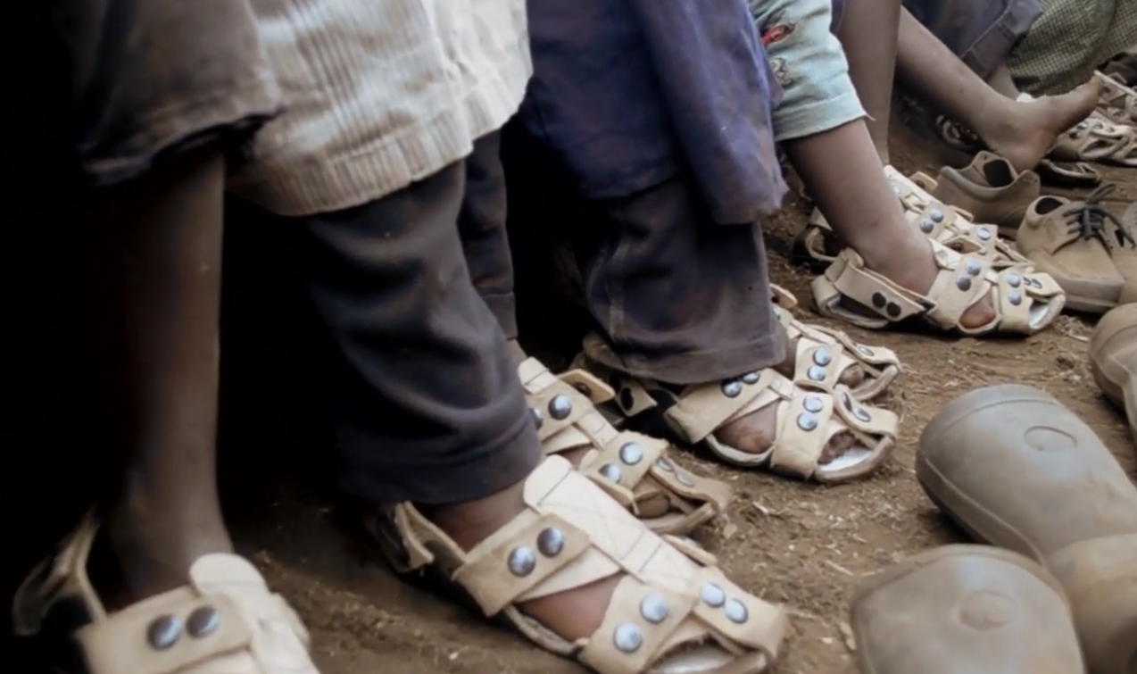 Shoes That Grow: A Solution For Millions Of Poverty-Stricken Children