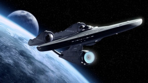 Nasa has proven that the controversial space propulsion technology EmDrive works and also accidentally might have made a warp drive, as used by the Star Trek Enterprise to travel, possible(Paramount Pictures)