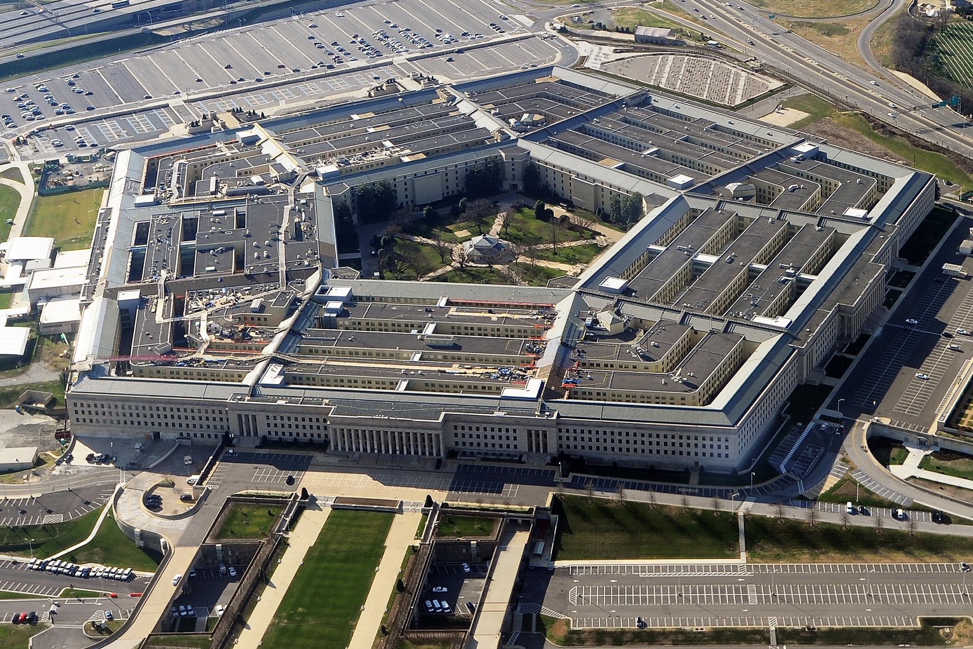 The Pentagon Doesn't Know What it Spent 8.5 Trillion Dollars on