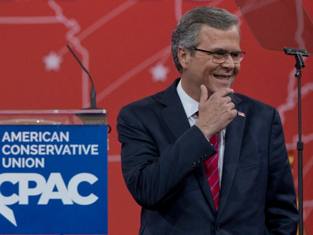 WSJ Poll: 73% of the Wallstreet's Richest Bankers and CEOs Back Jeb bush