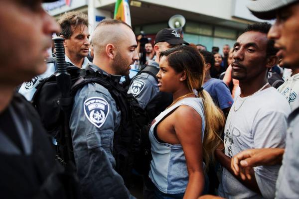 ethiopian-israeli-protest
