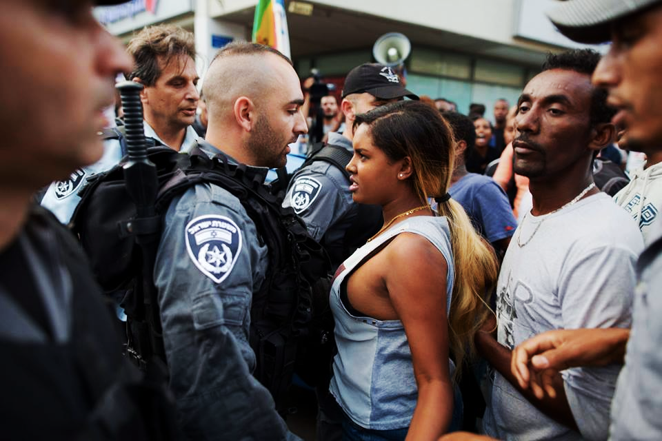 Black Israelis Are Standing Up To Police Brutality