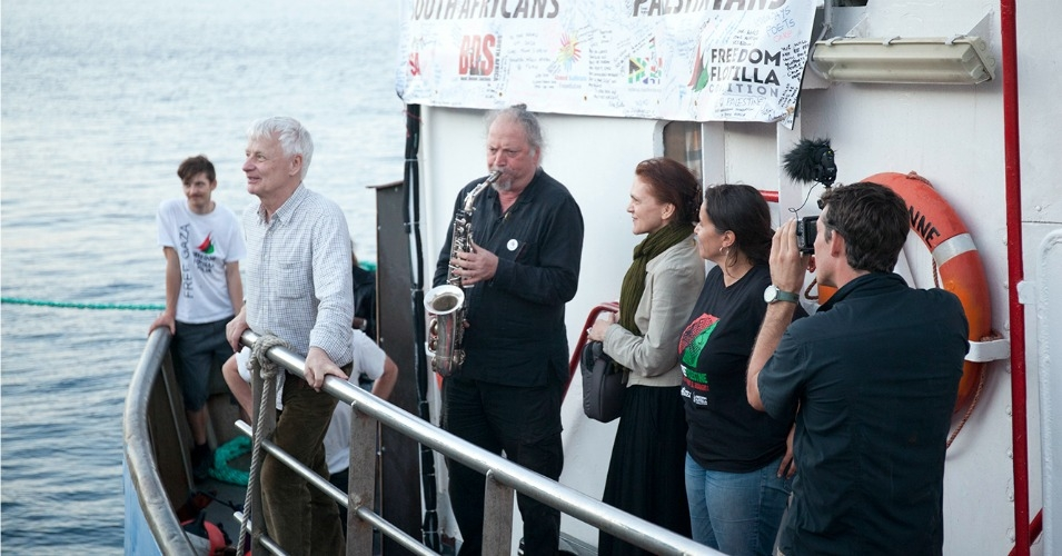 With Message of Freedom and Resistance, Flotilla to Sail Against Gaza Siege