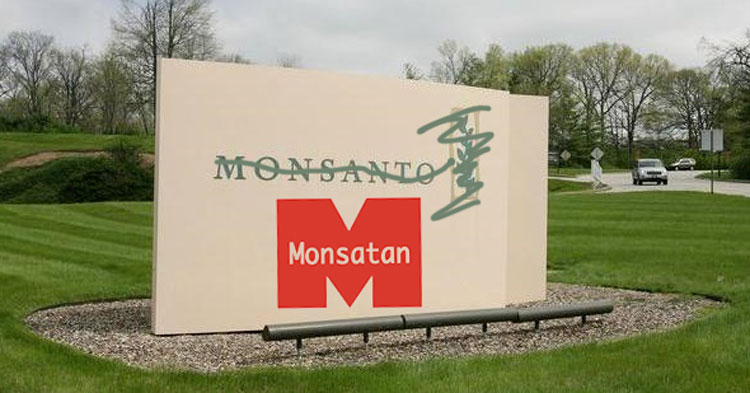 Monsanto Attempts To Change Name