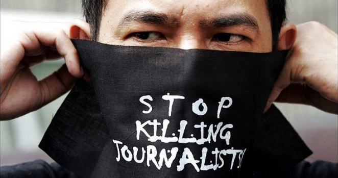 "Pentagon just legalized killing ""belligerent"" journalists as part of ""law of war"""