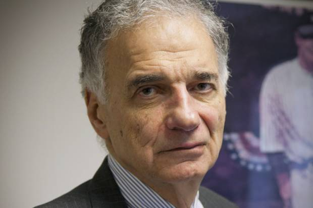 "Ralph Nader brings out the knives, says Obama is worse than Bush: ""More drones, more intruding into sovereign nations, more killings"""