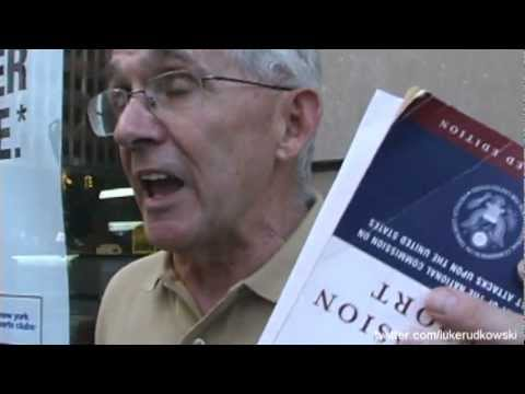 Thomas Kean Runs Away from 9/11 cover up