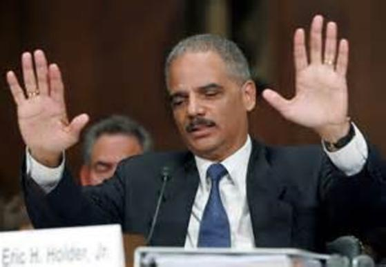 Eric Holder And The Revolving Door Of Crony Capitalism.