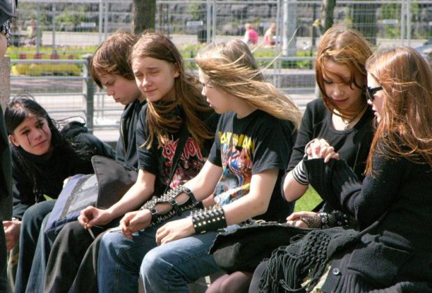 The Metalhead Kids Are All Right