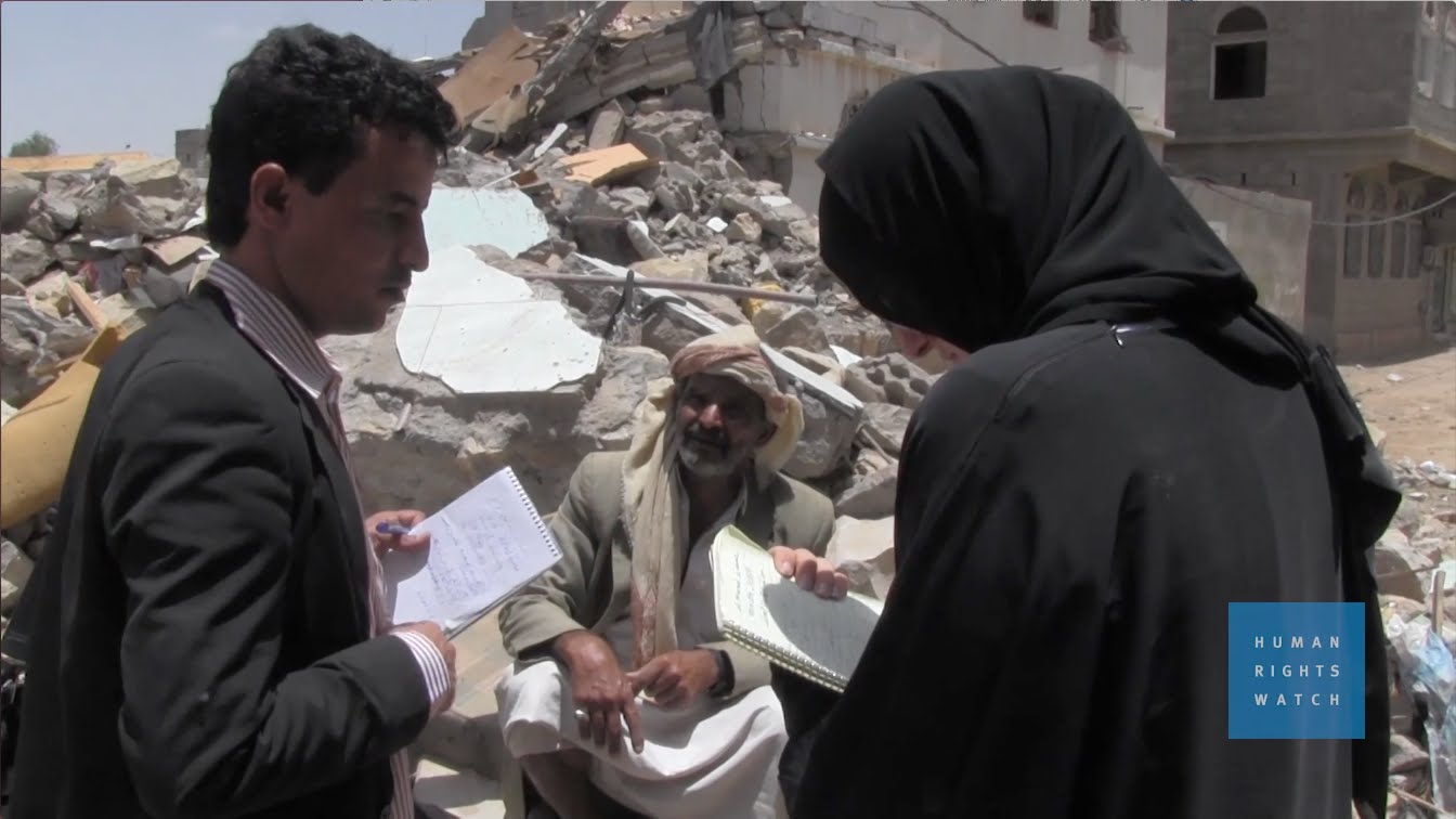 Collateral damage: Yemeni man loses 27 family members in 1 Saudi airstrike