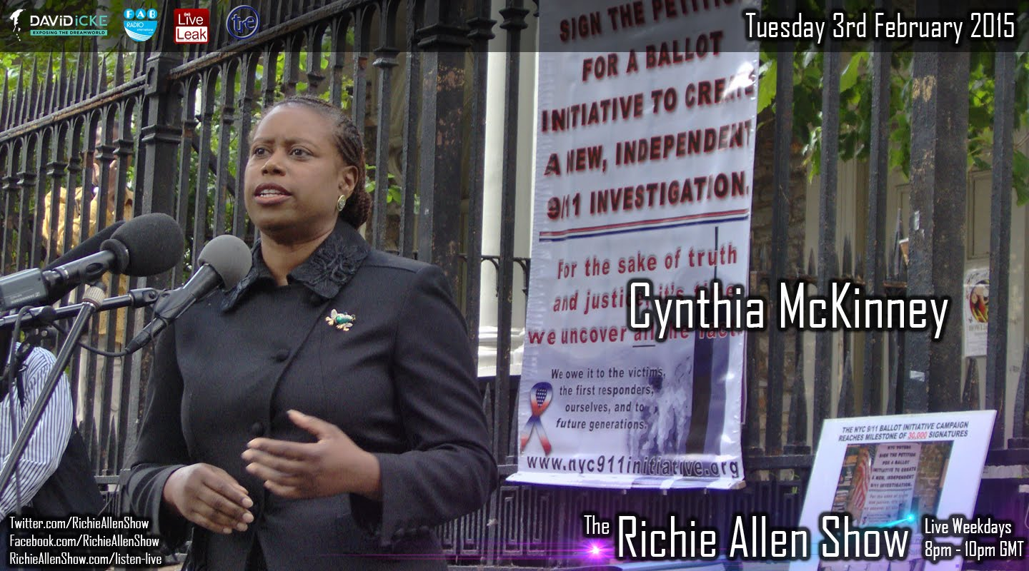 Cynthia Mckinney: AIPAC is in total control of US Government & few Americans know anything about