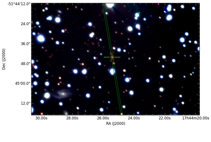 Aussie radio telescope detects signal from galaxy 5 billion light years away