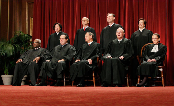 U.S. Supreme Court Says No License Necessary To Drive Automobile On Public Roads