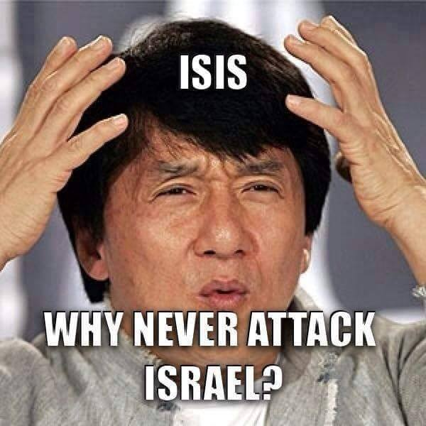 Is ISIS Israel ?