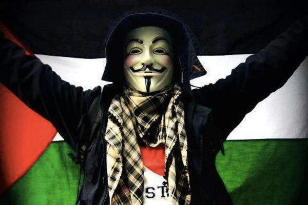 Anonymous Hacks Israeli Government, Officials Blame Hamas So They Hack It Again To Prove It Was Them.