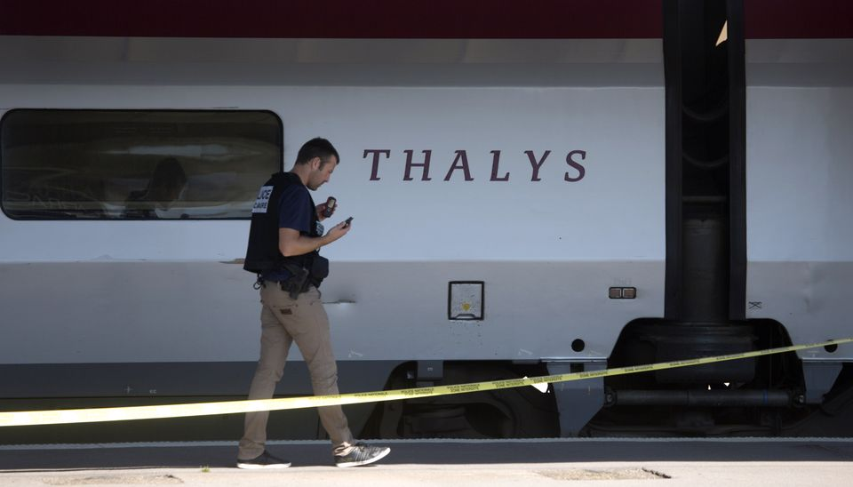 3 Americans Praised for Stopping Gunman on European Train