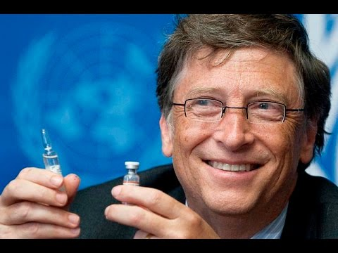 Rand Paul Campaign Head On Secret Bill Gates Meeting/ Promoting GMO's