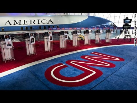 What Its Really Like To Be a Journalist At The Debates