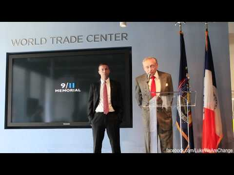 WeAreChange Confronts Larry Silverstein again and again and again