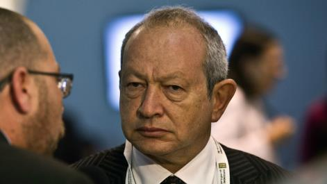 Egyptian billionaire offers to buy island to help refugees