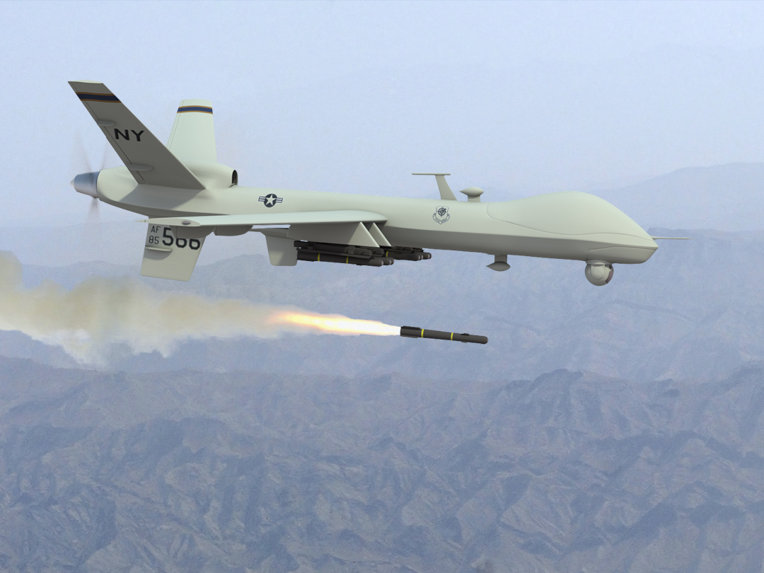 The UN Says US Drone Strikes in Yemen Have Killed More Civilians Than al Qaeda